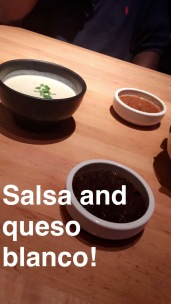 Cantina Laredo Salsa and Queso 2